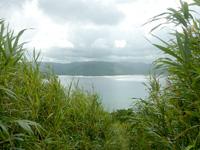 西表島の船浮岬/トゥバル山/緊急時避難場所