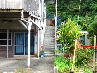 西表島の山猫軒「白浜集落にあるこだわりのお店」