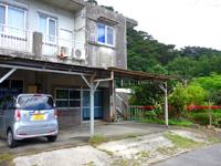 西表島の山猫軒 - 2階がお店です