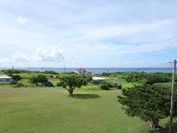 西表島の開拓の里/展望台 - ラティーダ側の景色