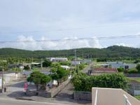 西表島の開拓の里/展望台 - 北側・集落側の景色