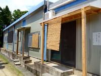 西表島のカフェいかり/cafe碇 - 有料ですがシャワーもあります