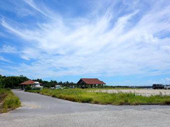 西表島の船浦港「今は地元の人の港として活用」