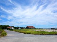 八重山列島 西表島の船浦港の写真
