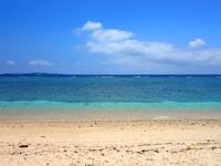 西表島の中野ビーチ
