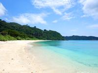 船浮 イダの浜(八重山列島/西表島のビーチ/砂浜)