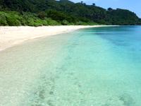 西表島の船浮 イダの浜 - 集落から来たときの入口