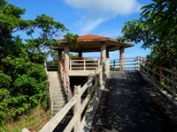 西表島の大見謝ロードパーク