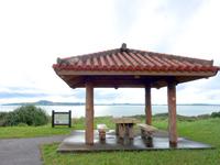 八重山列島 西表島の野原展望台の写真