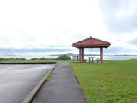 西表島の野原展望台 - 吾妻屋はありますがトイレはありません