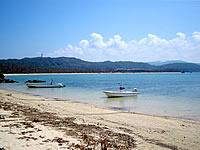 西表島のトゥドゥマリ浜・北(宇那利崎側)