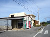 西表島の玉盛スーパー - 豊原集落に出張所的な支店あり