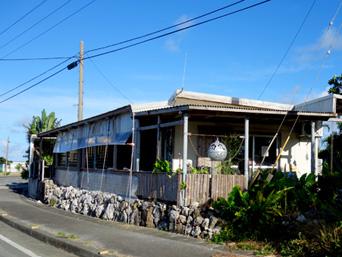 西表島のレストラン&バー字南風見「近くのお店は閉まりましたがこちらは顕在です!」