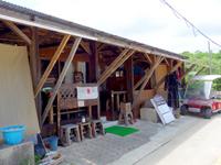 西表島のふねっちゃーぬ家(船浮・レストランとしては閉店)