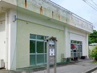 西表島の手打ち麺 片桐/片桐ラーメン店 - 隣は雑貨屋さんでしたがずっと空き状態