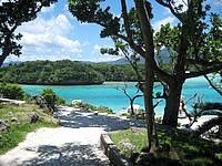 石垣島の川平湾/川平湾公園の写真
