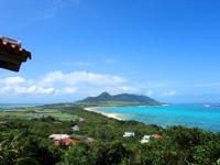 石垣島の玉取展望台 - 石垣島北部の景色はまさに絶景