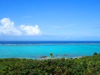 石垣島の玉取展望台 - 東側の景色も最高です