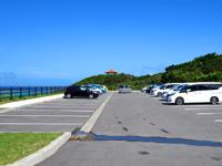 石垣島の玉取展望台 - 駐車場はかなり整備されました