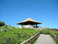 石垣島の玉取展望台の写真