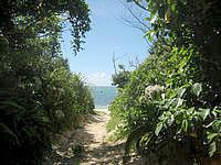 石垣島の久松五勇士上陸之地 - 海にも出ることができます