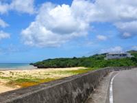 石垣島の平久保の海の写真