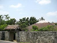 石垣島の宮良殿