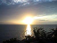 石垣島の観音崎の写真