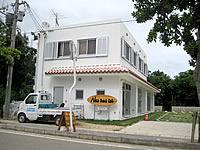 石垣島のナータビーチカフェ