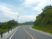 石垣島のパンナ岳/バンナ岳 - 展望台巡り以外にドライブも楽しい道