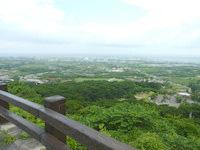 石垣島のパンナ岳/バンナ岳 - 道からの景色もキレイです