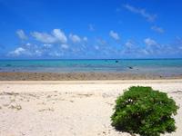 石垣島のナータビーチ/長田浜
