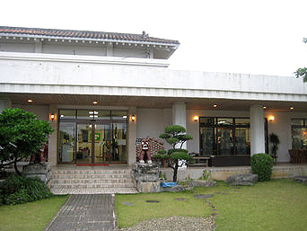 石垣島のみんさー工芸館「石垣島定番の施設です」