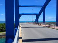 石垣島のサザンゲートブリッジ - 強固な橋です