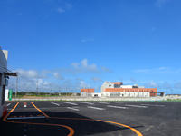 旧石垣空港/沖縄県立八重山病院の口コミ