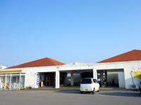 石垣島の石垣港フェリーターミナル/レストラン ガーラ