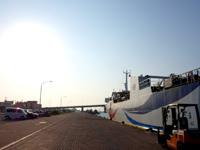 石垣島の石垣港フェリーターミナル/レストラン ガーラの写真
