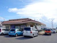 石垣島の石垣港/浜崎マリーナ/かもめ食堂 - 港湾施設が石垣港側にあります