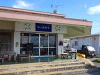 石垣島の石垣港/浜崎マリーナ/かもめ食堂 - 港湾施設の一角に食堂誕生