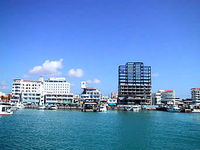 石垣島の旧・離島桟橋
