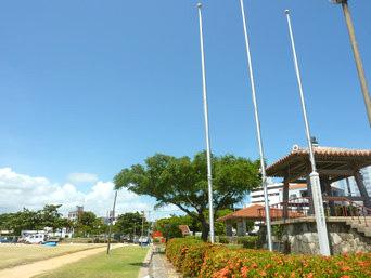 石垣島の新栄公園