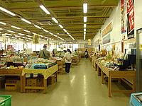 石垣島のやえやま ゆらてぃく市場の写真