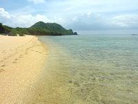 石垣島の崎枝ビーチの写真