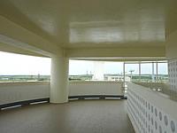 石垣島の新石垣空港展望台