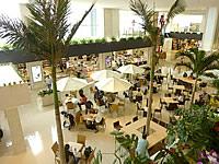八重山列島 石垣島の新石垣空港国内線ターミナルの写真