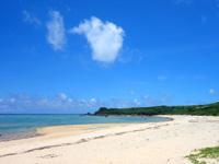 石垣島の明石海岸 - 砂浜も超広くて長い!