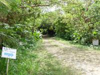 石垣島のフルスト原遺跡の写真