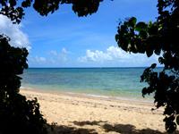 石垣島の大崎ビーチ/屋良部崎南ビーチ - 穴場ビーチなので静か