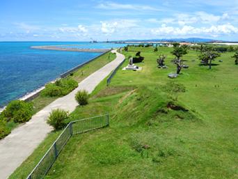 石垣島の南ぬ浜町/サザンゲート公園
