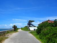 石垣島の南ぬ浜町/サザンゲート公園 - 展望台や吾妻屋もあるけど・・・